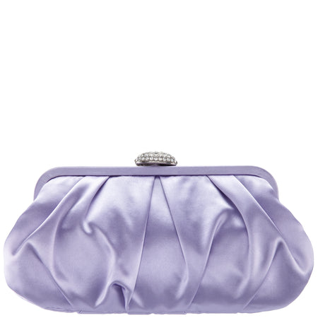 VOLANDA-ROYAL LILAC SATIN