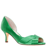 CONTESA-GRASS GREEN-SATIN