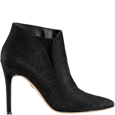 NINA85-TRUE BLACK SUEDE