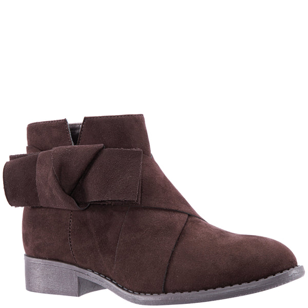DOLLEE-BROWN MICROSUEDE