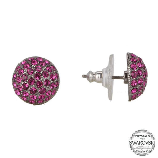 BLACK RHODIUM FUCHSIA