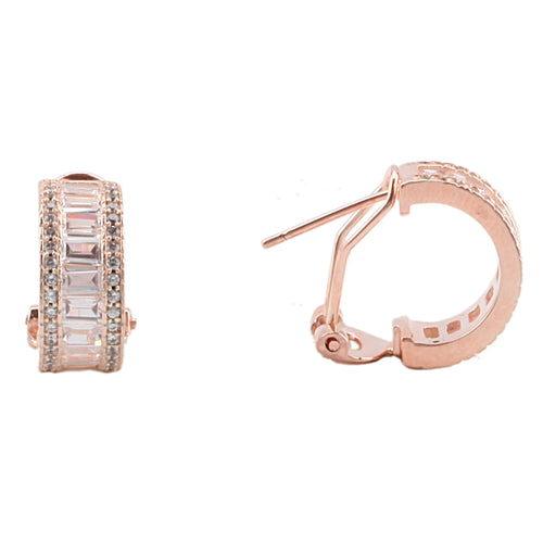 BRIENNE EARRING-ROSE GOLD