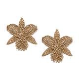 CHANA EARRING-GOLD/LIGHT COLORADO TOPAZ
