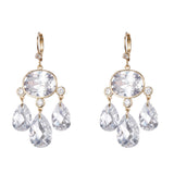KAMEA CHANDELIER EARRING-GOLD