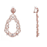 MAJESTIC EARRING-ROSE GOLD