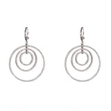 PRIYA EARRING-WHITE GOLD