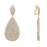 VALERI CLIP EARRINGS-GOLD