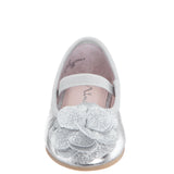 ESTELA-TODDLER-SILVER METALLIC