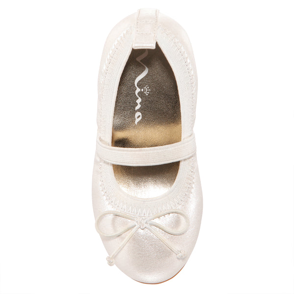 ESTHER-TODDLER-IVORY-PEARLIZED