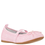 ESTHER-TODDLER-PINK-EMBOSSED METALLIC