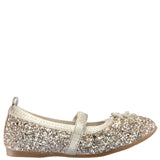 ESTHER-TODDLER-PLATINO CHUNKY GLITTER