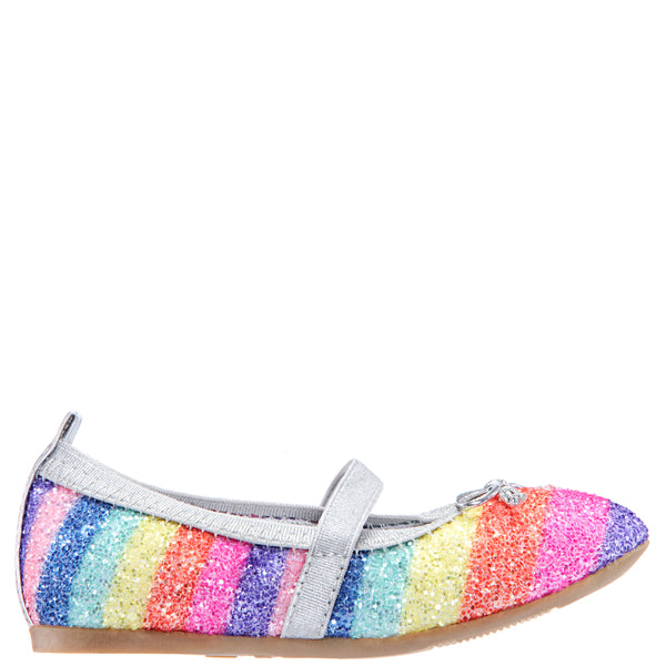 ESTHER-TODDLER-RAINBOW CHUNKY GLITTER