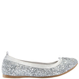 ESTHER-SILVER CHUNKY GLITTER