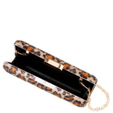EXOTICA-GOLD LEOPARD CRYSTAL