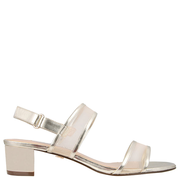 69184f77994 GANICE-WHITE GOLD METALLIC – Nina Shoes