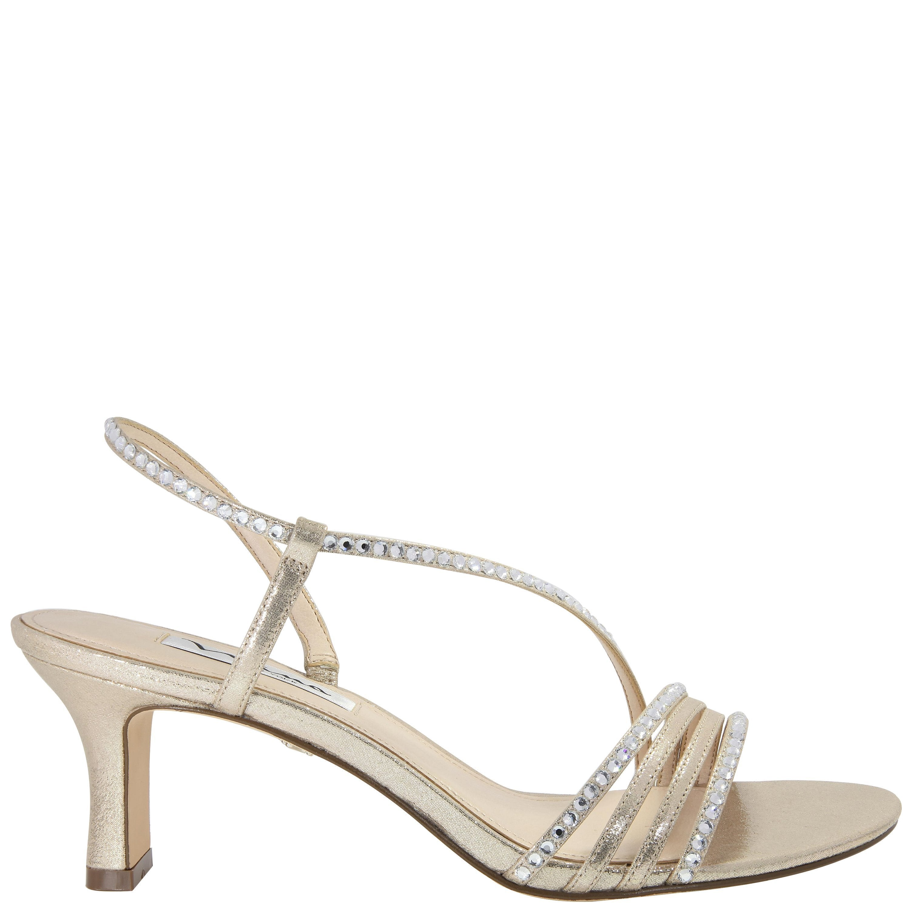 GERRI-TAUPE REFLECTIVE SUEDETTE - TAUPE