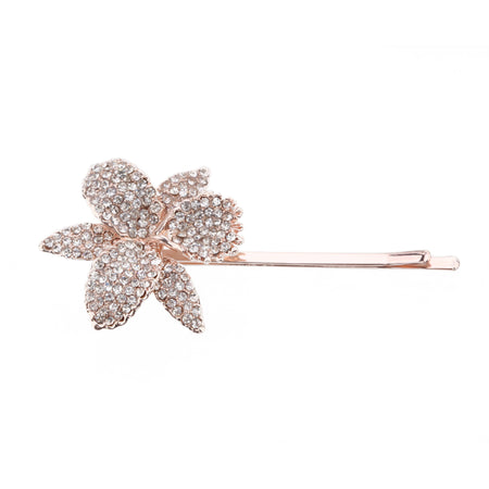 CHAYA HAIRPIN-ROSE GOLD