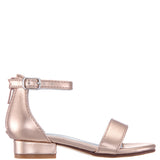 HIDI-TODDLER-ROSE GOLD METALLIC