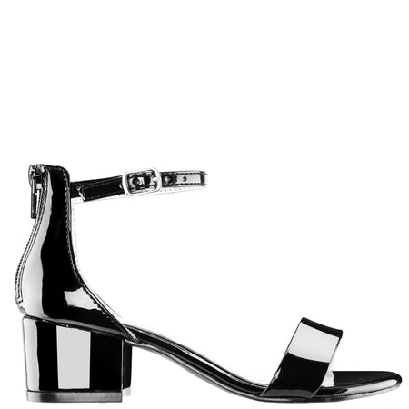 ESTHER-BLACK PATENT