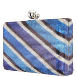 JAMBOREE-NAVY CRYSTAL STRIPE