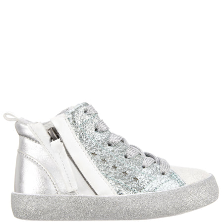 HELEN-PLATINO CRACKLE METALLIC