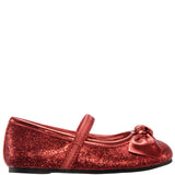 LARABETH-TODDLER-RED CHUNKY GLITTER