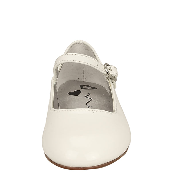 LIL SEELEY-TODDLER-WHITE PATENT