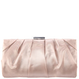 MADISON-CHAMPAGNE SHINY PLEATED