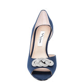 MADOLYN-NEW NAVY SATIN