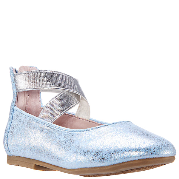 MARISSA-BLUE DISTRESSED