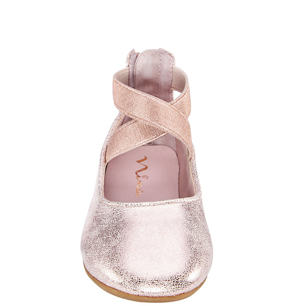 MARISSA-ROSE GOLD DISTRESSED