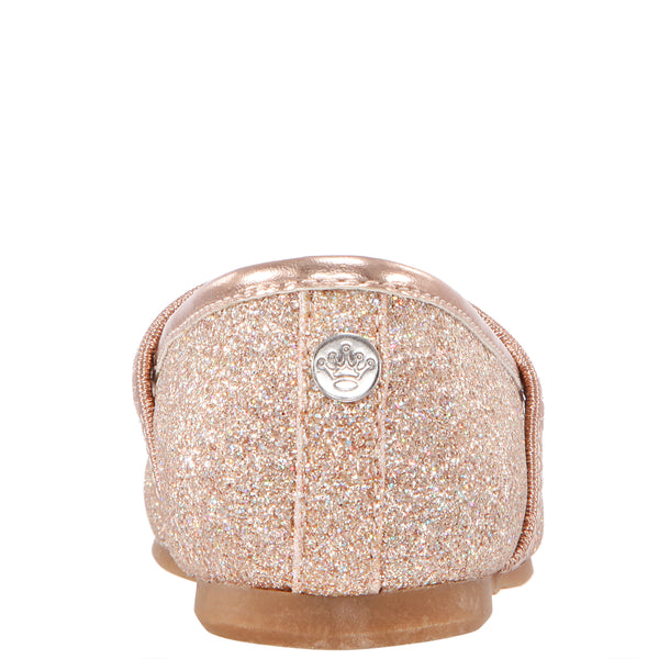 MERI-TODDLER-ROSE GOLD-BABY GLITTER