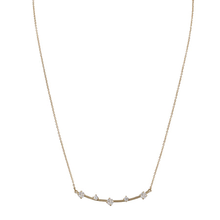 NIRVANA NECKLACE-GOLD