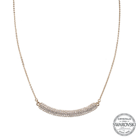 OPHIRA NECKALACE-ROSE GOLD
