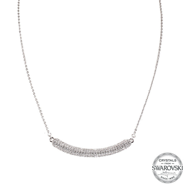 ANGELEE NECKLACE-WHITE