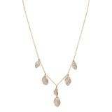 SERENADE NECKLACE-GOLD