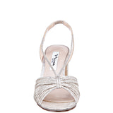 NADELYN-NEW SILVER REFLECTIVE SUEDETTE