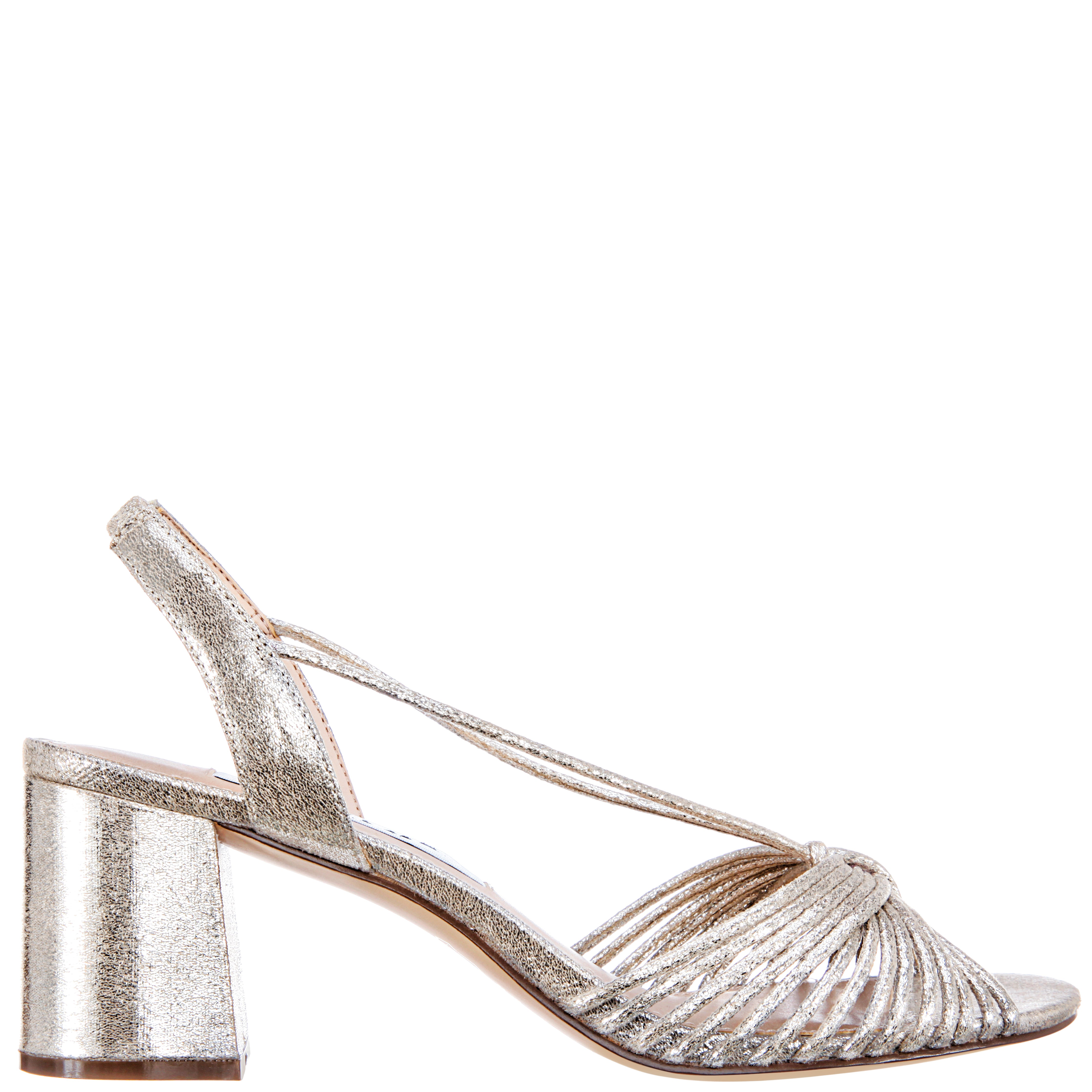 NADELYN-NEW SILVER REFLECTIVE SUEDETTE - NEW SILVER