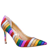 NINA85-MULTI RAINBOW METALLIC