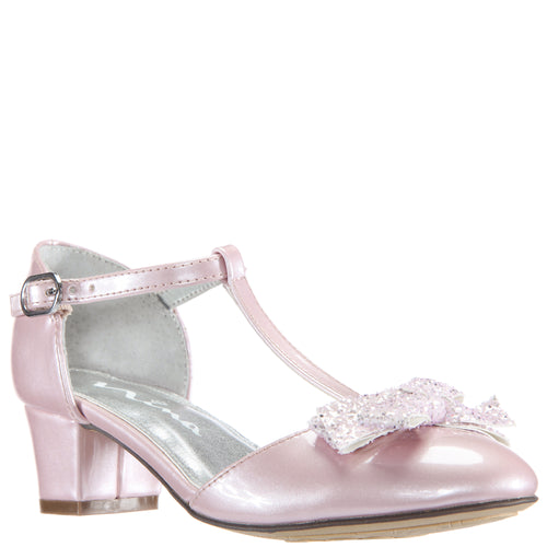 NOEMY-PINK PATENT