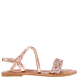 PRUE-ROSE GOLD-METALLIC