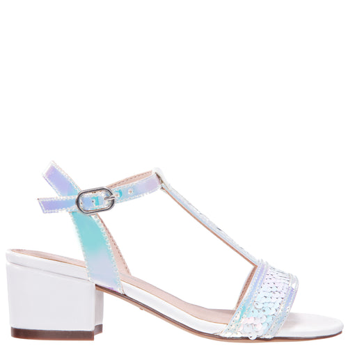 REASE-WHITE-FLIP SEQUINS