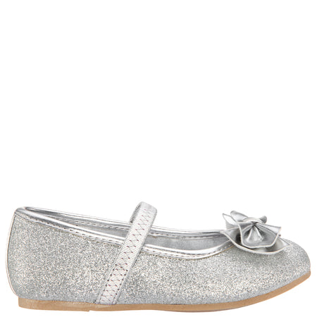 HIDI-TODDLER-SILVER METALLIC