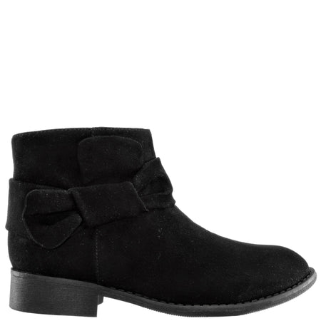 MERIS-BLACK-BURNISHED MICROSUEDE