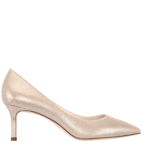 STACY-TAUPE REFLECTIVE SUEDETTE