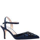 THORA-NEW NAVY SATIN