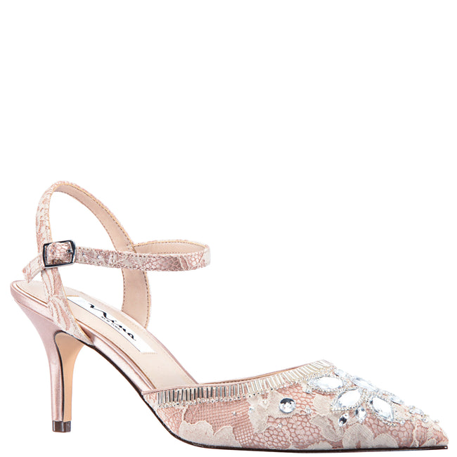 THORA-SAND ROSE SATIN