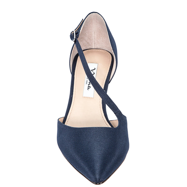 TIRISA-NEW NAVY SATIN