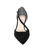 TIRISA-TRUE BLACK GLAM SUEDE