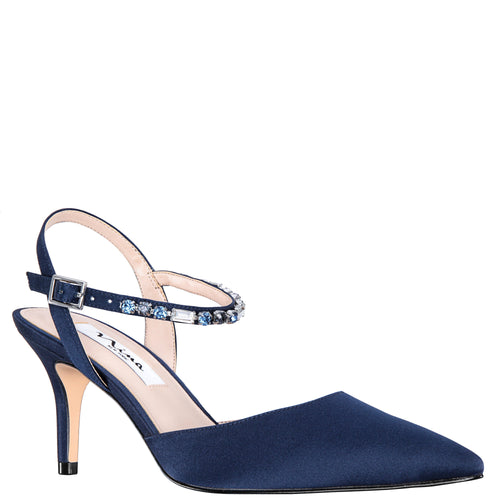 TONYA-NEW NAVY SATIN